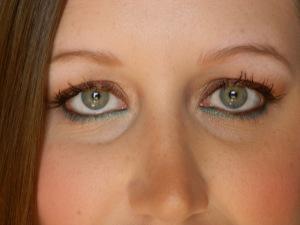 #bronzeeyes