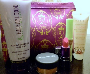 August Glam Bag